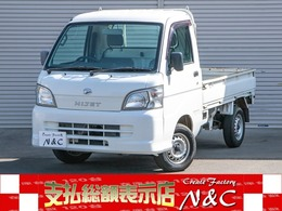 ダイハツ ハイゼットトラック 660 エアコン・パワステスペシャル 3方開 4WD