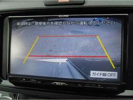 後退駐車が得意ではない方でも安心のバックカメラを装着しています。駐車位置を特定し易いガイドライン表示式です。ただし、油断は禁物です。あくまで補助として使用頂き、安全に駐車をお願いします。★☆★☆★