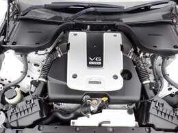 VQ37VHRエンジ&VVEL(Variable Valve Event & Lift)(バルブ作動角・リフト量連続可変システム)
