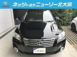 トヨタ ヴァンガード 2.4 240S Gパッケージ サンルーフ付き