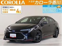 トヨタ カローラ 1.8 ハイブリッド WxB HV保証・純正メモリーナビ&フルセグTV