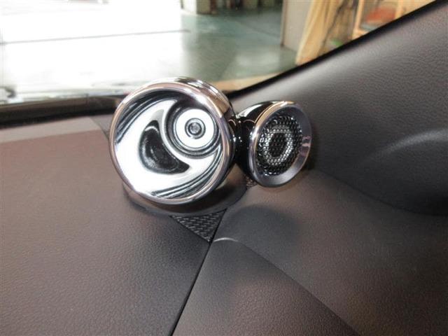 いい音♪が聴ける環境でドライブを楽しめます(^^♪オンダッシュスピーカー付き