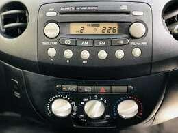 CDプレイヤー装備