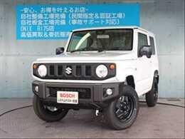 スズキ ジムニー 660 XL スズキ セーフティ サポート 装着車 4WD 登録済未使用車
