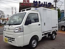ダイハツ ハイゼットトラック 冷凍車 -25℃設定 4WD省力パック 強化サス