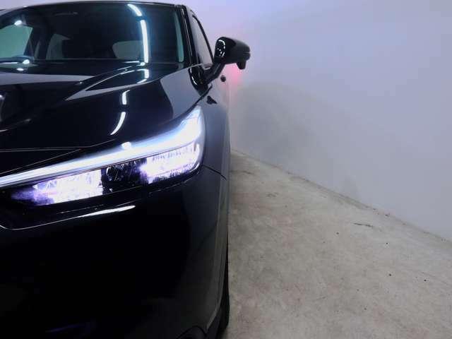 LEDヘッドライト:長寿命で環境に優しいライトです♪