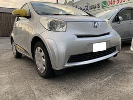 トヨタ iQ 1.0 100G 8エアバッグ 修復歴無 タイミングチェ-ン