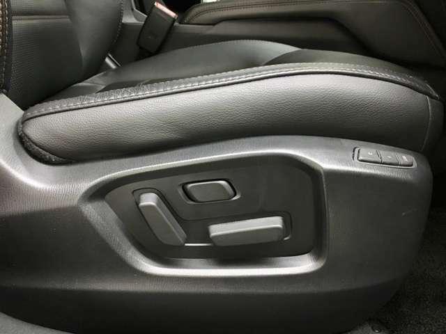 Aプラン画像:メモリー機能付パワーシート♪助手席もパワーシートですよ♪