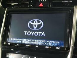 【純正大画面ナビ】bluetoothやフルセグTVの視聴も可能です☆高性能&多機能ナビでドライブも快適ですよ☆