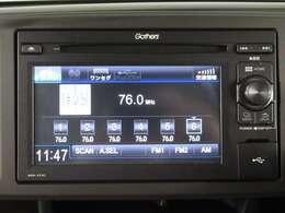 ★ディスプレイオーディオ装備車★ 音楽CD、ワンセグTV、ラジオが聞けるオーディオです!