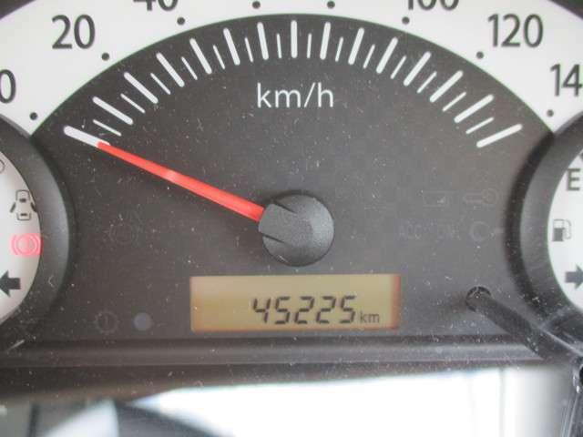 走行距離は、約46,000km。