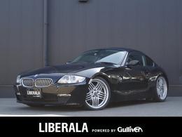 BMW Z4クーペ 3.0si 右H アルピナAW  アーキュレーマフラー