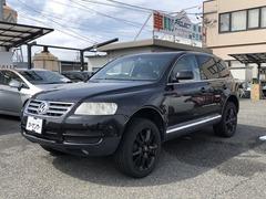 フォルクスワーゲン トゥアレグ の中古車 V6 4WD 長野県松本市 39.8万円