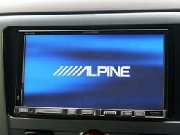 ALPINEナビを搭載!!CD・DVD再生・Bluetooth接続が可能です☆