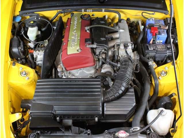 F22C VTECエンジンで軽快に走行可能!!