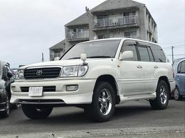 トヨタ ランドクルーザー100 4.7 VXリミテッド 4WD アルミ