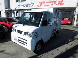 日産 クリッパートラック 660 DX -25度冷凍車