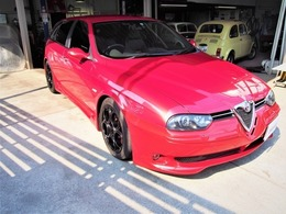 アルファ ロメオ アルファ156スポーツワゴン GTA