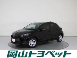 トヨタ ヤリス 1.0 X 走行距離無制限 1年保証付