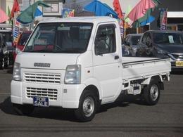 スズキ キャリイ 660 KCエアコン・パワステ 3方開 4WD タイミングチェーン式エンジン/切替4WD/