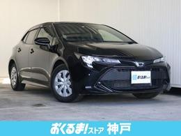 トヨタ カローラスポーツ 1.2 G X ラインドスポットM トヨタセーフティセンス