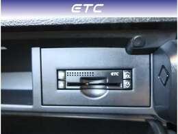 【ETC】ビルトインタイプです。専用設計になりますのでデザインもスッキリです♪
