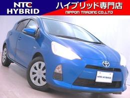 トヨタ アクア 1.5 S 純正ナビ Bluetooth ETC プッシュスタート