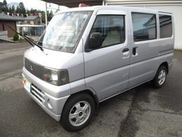 三菱 ミニキャブバン 660 CS 4WD