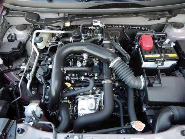 1Lターボエンジンでグイグイパワフィルに走ります!!体感的には1.5Lエンジン並みです!!