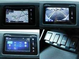 純正ナビ装備。車庫入れ安心のリヤカメラ、フルセグやブルートゥース対応、USB他充実のオーディオソース。通信機能を持ったインターナビ!VICSの他に目的地までの渋滞情報を素早くご案内します。