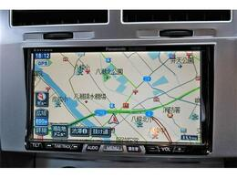 ストラーダHDDナビ(CN-HDS625D)/フルセグTV付きになります。