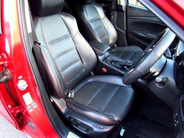 運転席席シート画像になります!!