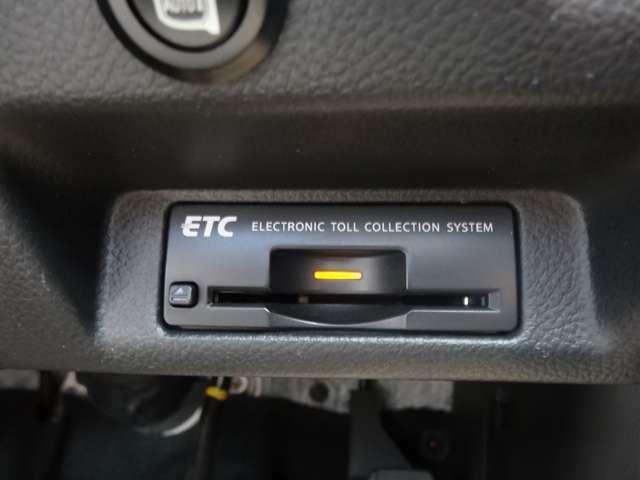 高速道路で小銭いらず! 便利なETC付です♪