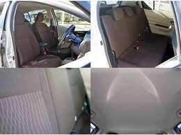 全車専用機械でルームクリーニング施工してます!フロントシートも、もちろん汚れや破れも無く非常に良いコンディションですよ☆当社の機械は高温洗浄なので除菌にも効果があります!キレイな室内のほうがイイ!!
