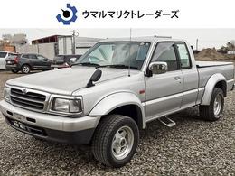 マツダ プロシード 2.6 キャブプラス 4WD ETC/HIDヘッドライト