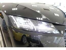 LEDヘッドライト付きで明るく夜道を照らしてくれます!