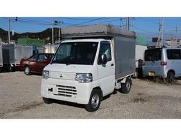 三菱 ミニキャブトラック 軽運送仕様/幌車/4WD 軽運送仕様/幌車/4WD/特装車/パネルバン