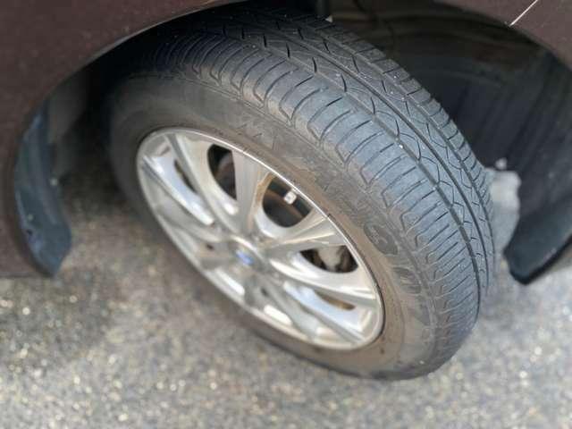 フロントシート タイヤサイズ:155/65R14