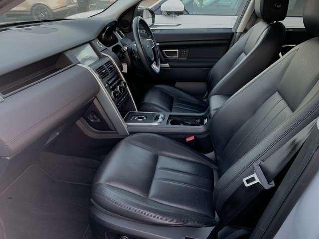 助手席シートの画像です。傷や汚れ等を確認できるように撮影しております。