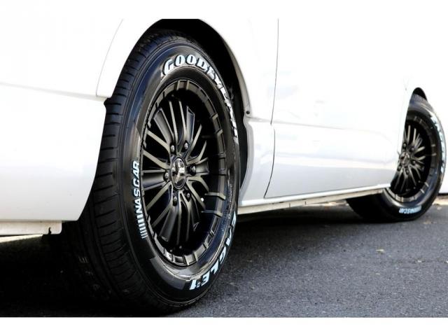 新品FLEX16インチアルミ!GOODYEARタイヤ!
