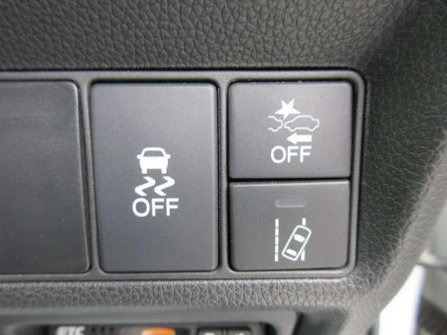 安心安全のホンダセンシング搭載モデル♪ 衝突軽減&レーンキープ機能付き♪ 先進装置も充実しております♪