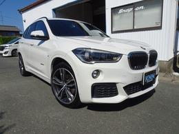 BMW X1 sドライブ 18i Mスポーツ オプション19インチ  ワンオーナー