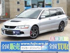 三菱 ランサーエボリューションワゴン の中古車 2.0 GT 4WD 千葉県柏市 149.0万円