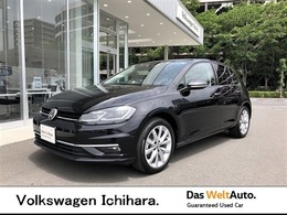 フォルクスワーゲン ゴルフ TSI コンフォートライン テック エディション VW認定中古車 ACC機能付 RVC