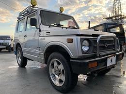 スズキ ジムニー 660 ランドベンチャー 4WD タイミングベルト ウォーターポンプ交換済