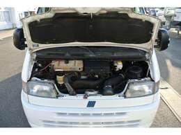 エンジン内部も、しっかり点検し、納車いたしますので、お任せください♪