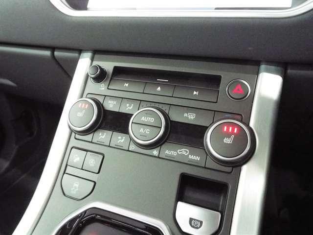 運転席・助手席ともに、三段階で強弱の調整が可能なシートヒーターを装備!冬場には欠かすことのできない高い装備です。