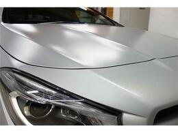 限定オプションカラー!デジーノマグノポーラ―シルバー  艶消しマットカラーです。