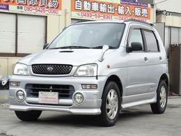 ダイハツ テリオスキッド 660 CL 4WD タイミングベルト交換済み/4WD 256