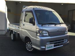 ダイハツ ハイゼットトラック 660 ジャンボ 3方開 4WD ワンオーナー/社外CD/3方開/キーレス